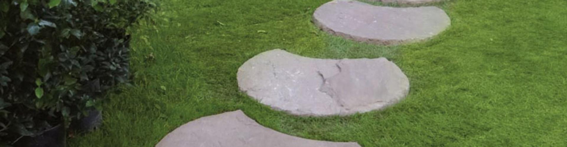 Allée En Pas Japonais pierres & déco, pas japonais en pierres naturelles à annecy
